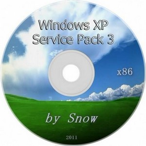 Windows XP Professional SP3 by Snow (x86/Русский)
