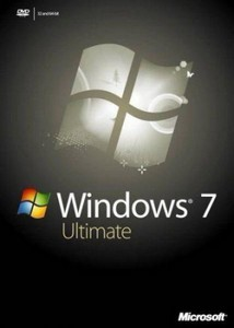 Microsoft Windows 7 Ultimate ie9 SP1 x86/x64 WPI - DVD 08.12.2011