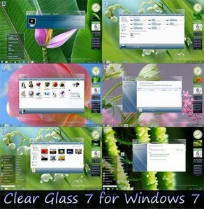 Windows 7 Themes Collection 2011 - 4 Themes (x86/x64)