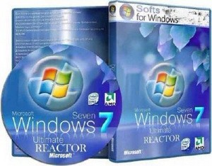 Windows 7 Ultimate x86 SP1 REACTOR 22.12.11