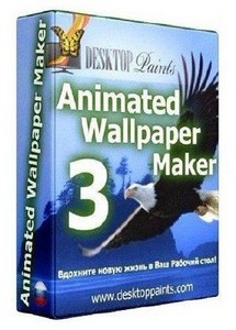 Animated Wallpaper Maker 3.0.2 Rus Portable by Maverick