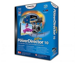 CyberLink PowerDirector Ultra 10.0.0.1129a Multilingual