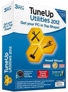 TuneUp Utilities 2012 v12.0.2160.13 (ENG|RUS) Portable by BALTAGY