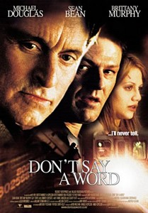 Не Говори ни Слова / Dont Say a Word (2001) HDRip-AVC + BDRip-AVC(720p) + B ...