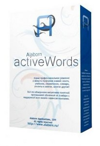 Alaborn activeWords 6.5 RePack + Portable