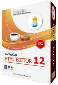 CoffeeCup HTML Editor v12 Build 375 Portable