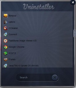 Ticno Uninstaller 0.1