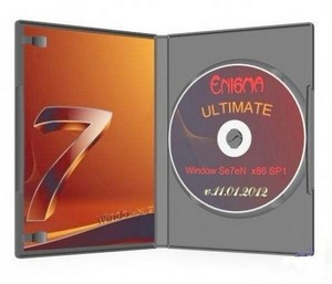 Windows 7 Ultimate x86 SP1 Enigma v.11.01.2012