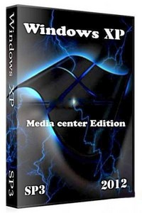Windows XP SP3 Media center Edition v.15.01.2012 (2012/Rus)