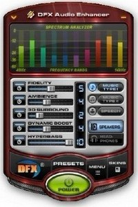 DFX Audio Enhancer 10.124 + Rus