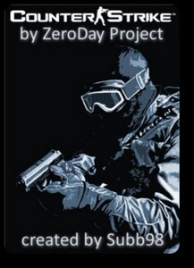 Counter-Strike by ZeroDay Project (No-Steam/47/48/ /Eng/2012/RePack by Subb ...