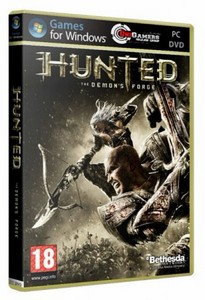 Hunted: Кузня демонов / Hunted: The Demon's Forge v 1.0.0.1 (2011/RUS/ENG)  ...