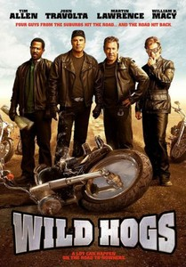 Реальные кабаны / Wild Hogs (2007) HDRip-AVC + BDRip-AVC + BDRip 720p + BDR ...