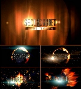 Videohive - Fiery Trailer 97943 - Project for After Effects