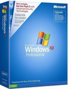 Windows XP Professional SP3 VL (x86, ENG)