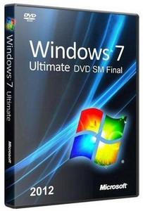 Microsoft Windows 7 Ultimate SP1 RU x86 CD & x64 DVD SM Final