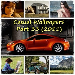 Casual Wallpapers Part 33 (2011)