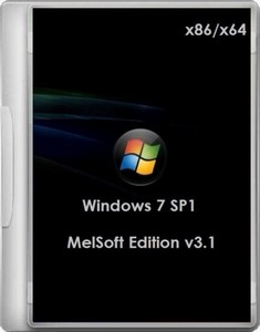 Windows 7 MelSoft Edition v3.1 02.2012 (x86/x64/RUS/2012)