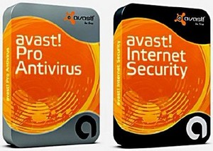 Avast! Internet Security/Antivirus Pro 7.0.1401 Beta 3