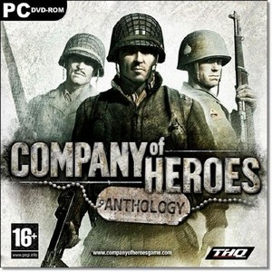 Company of Heroes. Anthology [v.2.602 ] (2009/RUS/Rip by R.G.Механики)