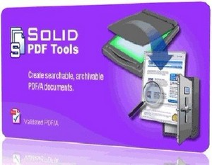 Solid Documents Solid PDF Tools 7.2 build 1497 2012/Eng/Русский