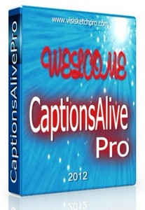 СaptionsAlivePro 1.01 (2012) Eng + Rus