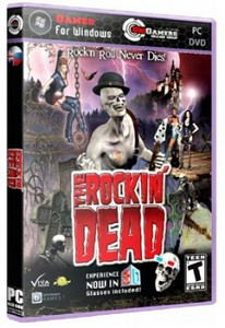 Рок-зомби 3D / The Rockin' Dead (2012/PC/RePack/RUS) R.G UniGamers