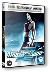 Need for Speed: Underground 2 v.1.2 (2006/RUS) Lossless RePack от R.G. Elem ...