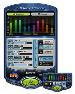 DFX Audio Enhancer 10.135 + Rus