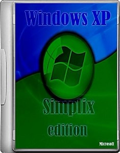 Windows XP Pro SP3 VLK Rus simplix edition (x86/15.03.2012)