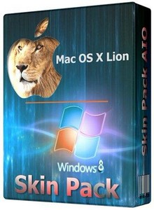 Mountion Lion Skin Pack 2.0 for Windows 8 Consumer Preview (x32/x64) ML/Rus