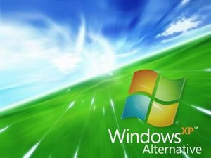 Windows XP Alternative версия 12.3 (Март 2012)