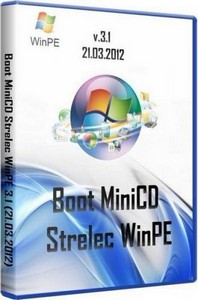 Boot CD/USB Strelec 3.1