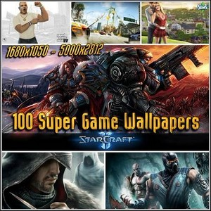 100 Super Game Wallpapers