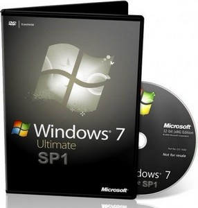 Windows 7 AIO SP1 x86 Integrated March 2012 English - CtrlSoft (14in1) (Анг ...