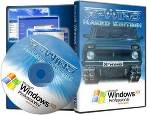 Windows XP Professional SP3 (X-Wind) by YikxX, RUS, VL, x86, AHCI/RAID Adv  ...
