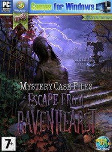 Mystery Case Files 8: Escape from Ravenhearst (2011/RUS/P)