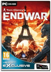 Tom Clancy's EndWar (2009/PC/Rus/RePack) by R.G.Spieler
