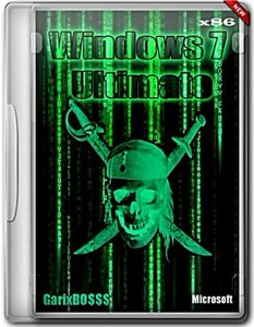 Windows 7 Ultimate x86 by GarixBO$$$ (2012/Rus)