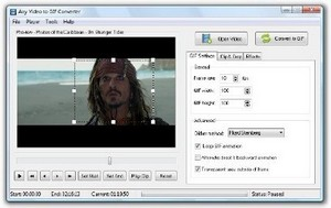 Aoao Video to GIF Converter 3.1