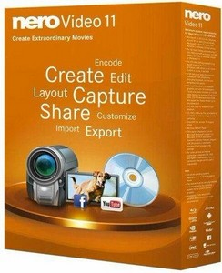 Nero Video v11.0.10700 Full Retail Version ML/Rus + Nero PiP Effects 1 Reta ...