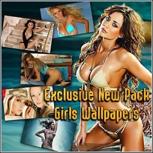 Exclusive New Pack Girls Wallpapers