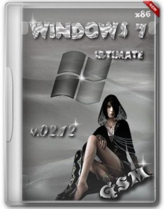 Windows 7 Ultimate x86 SP1 v.02.12 GSM (2012/Rus)