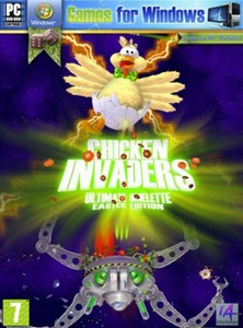 Chicken Invaders 4: The Ultimate Omelette - Easter Edition (2012/Multi/L)