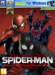 Spider-Man: Shattered Dimensions (2010/RUS/RePack by UniGamers)