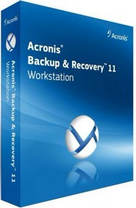 Acronis Backup & Recovery 11.0.17318 Workstation with Universal Restore (RU ...