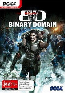 Binary Domain (2012/ENG/RePack R.G. World Games)