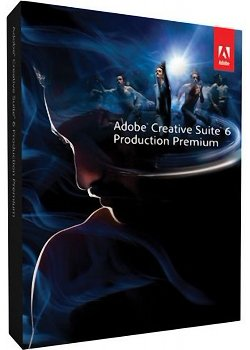 Adobe Creative Suite Production Premium CS6 LS7