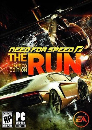 Need for Speed The Run Limited Edition (2011/RUS) RePack от UltraISO