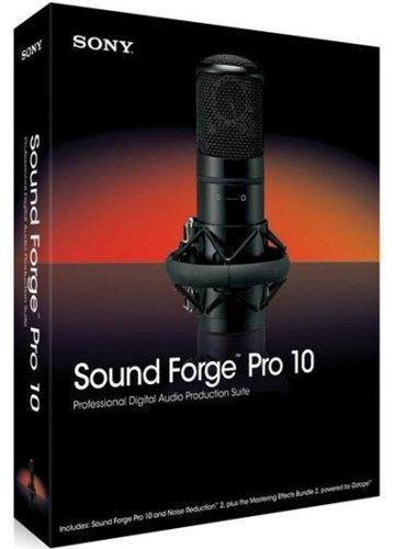Sony Sound Forge Pro 10.0d Build 503 RePack by MKN